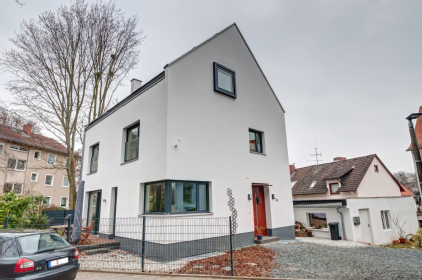Building report for Efficiency House Plus in Bad Homburg